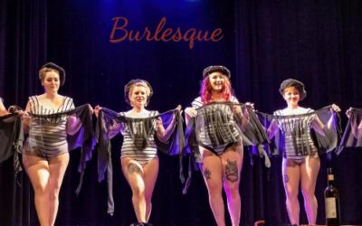 Burlesque by Sinners Dollhouse