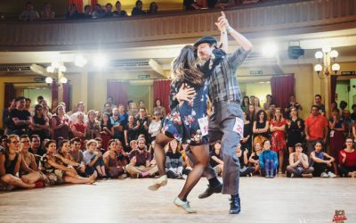 Collegiate Shag (Swing dance)
