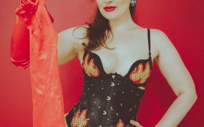 Burlesque workshop op vraag – Sinners Dollhouse